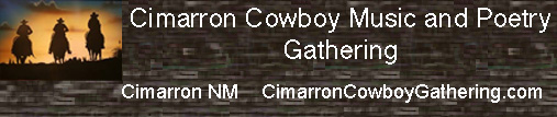 Cimarron Cowboy Music and Poetry Gathering